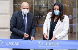 Huawei inaugure son centre de recherche Lagrange à Paris