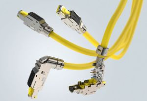 Connecteurs RJ45 à assembler sans outils | Harting