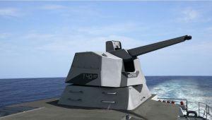 Thales et Nexter équiperont les bâtiments de la Marine nationale d'une nouvelle génération d'artillerie