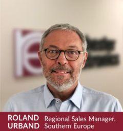 Roland Urband nommé directeur régional des ventes en France de Rochester Electronics