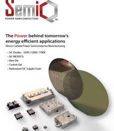 Mouser Electronics signe un accord de distribution mondial avec SemiQ