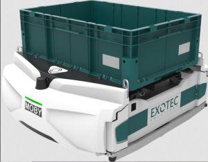 Le créateur de robots lillois Exotec lève 90 millions de dollars