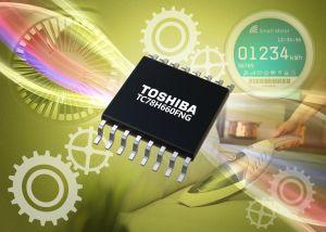 Circuit de commande moteur deux canaux à pont H et commande PWM | Toshiba