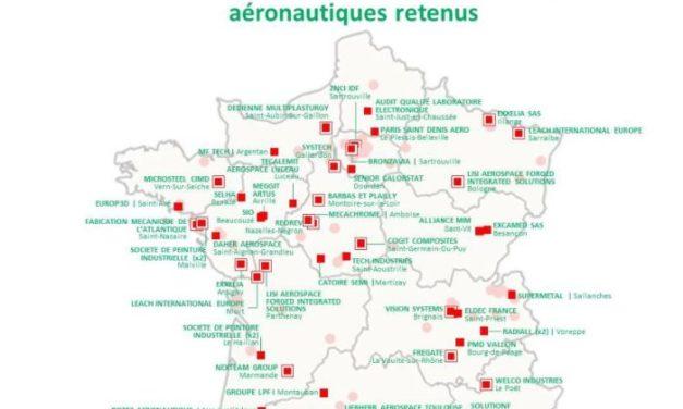 Fonds aéronautique : 52 nouveaux lauréats dont Eldec, Radiall, Exxelia, Systech, AQLE, Novatem et Selha