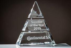 Continental distingue Rohm Semiconductor du « prix du Fournisseur de l'Année 2019 »