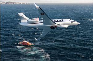 La Défense commande 7 Falcon 2000 Albatros pour la Marine nationale