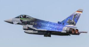 Airbus signe un contrat pour 38 avions de combat Eurofighter avec l'Allemagne