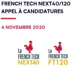 Lancement de l'appel à candidatures pour la deuxième édition de Next 40 et French Tech 120