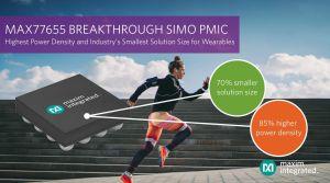 CI de gestion d'énergie à 4 sorties SIMO | Maxim