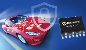 CI de sécurité pour l'automobile | Microchip