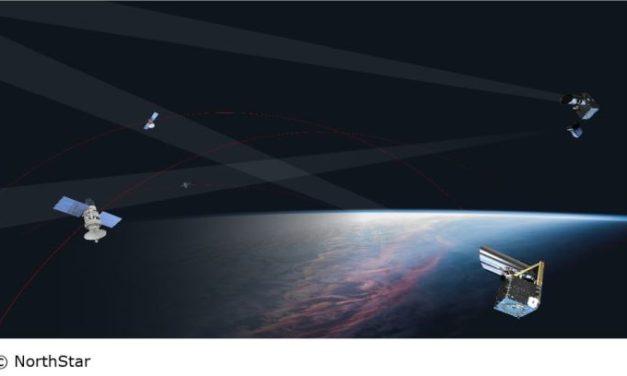 Suivi des débris spatiaux : démarrage de la production de la constellation Skylark