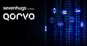 Ultra-large bande : Qorvo rachète le Parisien 7Hugs Labs