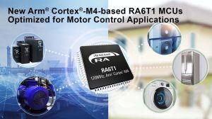 Microcontrôleurs pour contrôle du moteur et maintenance prédictive | Renesas