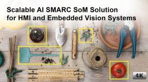 Carte SMARC 2.0 pour systèmes d'IHM et de vision embarquée | Renesas