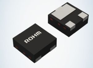 MOSFET ultracompact de 1 mm² pour l'automobile | Rohm