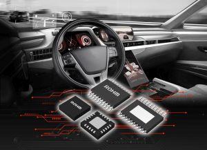 Convertisseurs CC/CC primaires pour l'automobile | Rohm