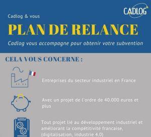 Cadlog accompagne la filière électronique pour les demandes de subvention