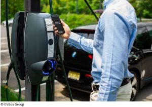 100 M€ pour l'installation de stations de recharge rapide de véhicules électrique