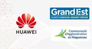 Huawei investit 200 M€ dans sa première usine en France