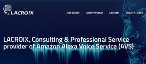Lacroix Group donne de la voix à la conception de produits avec Alexa d'Amazon