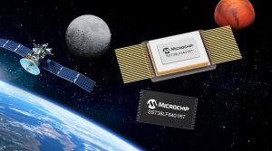 Composants tolérants aux radiations à usage spatial |Microchip