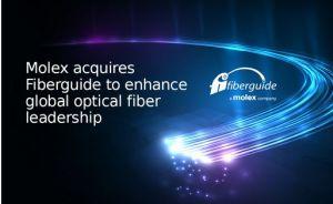 Molex acquiert Fiberguide Industries