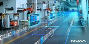 Moxa collabore avec Xilinx sur la technologie des réseaux TSN pour Industrie 4.0