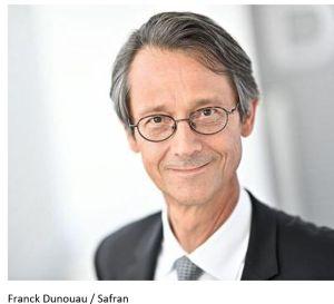 Olivier Andriès prendra la tête de Safran à compter du 1er janvier 2021