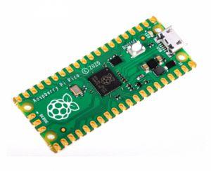 Raspberry Pi lance une plateforme de développement avec un microcontrôleur maison