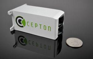 Cepton industrialise un capteur lidar miniature à moins de 100 dollars