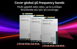 Modules 5G New Radio (NR) Sub-6 GHz | Quectel