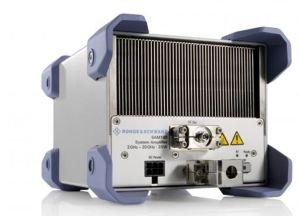 Amplificateur pour appareils micro-ondes | Rohde & Schwarz