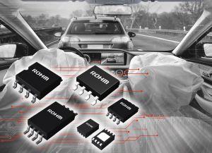 Mémoires EEPROM compatibles avec un fonctionnement à 125 °C | Rohm