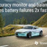 Contrôleur-équilibreur de batterie pour l'automobile | Texas Instruments