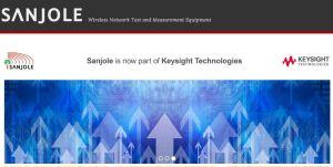 Keysight Technologies acquiert Sanjole