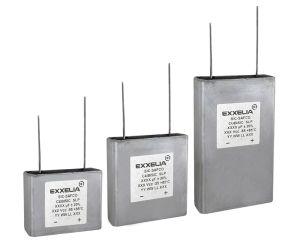 Condensateurs aluminium électrolytique « Flatpack » | Exxelia
