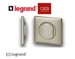 Legrand et le CEA unissent leurs expertises pour développer un interrupteur sans fil et sans pile