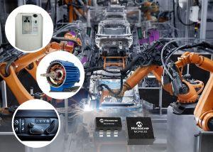Surveillance de courant pour applications automobiles haute température | Microchip