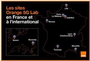 Orange ouvre neuf 5G Labs pour co-développer les usages de la 5G