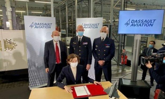 La France commande 12 Rafale pour remplacer ceux transférés à la Grèce