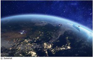 Thales Alenia Space et de Telespazio à la manœuvre pour le déploiement d'une constellation de nanosatellites pour l'IoT