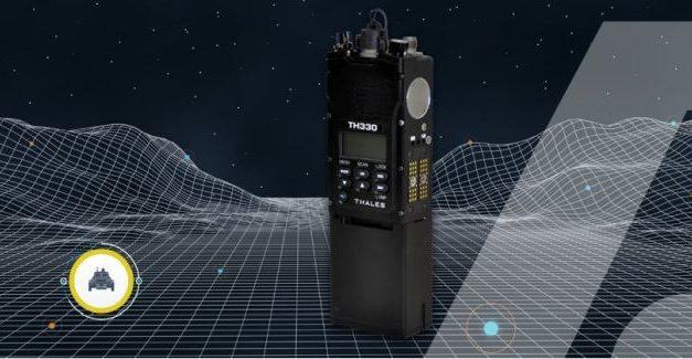 Thales obtient une 3e commande de radios pour l'US Army