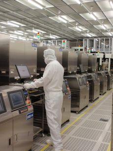 L'usine de Renesas à Naka de nouveau à plein régime
