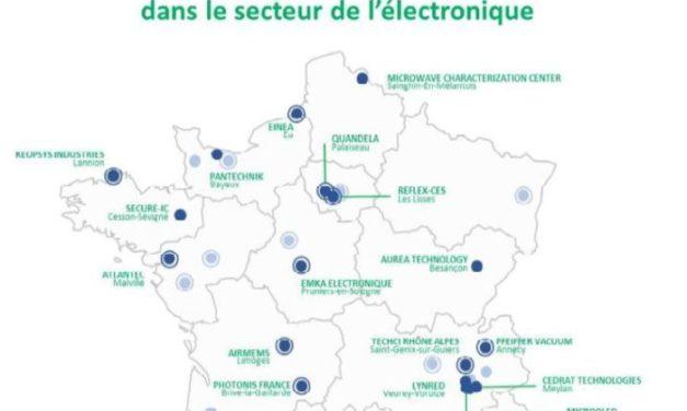 Quelles sont les 22 nouvelles entreprises retenues dans le cadre de l'appel à projets (re)localiser de France Relance ?