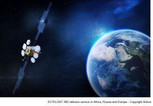 Eutelsat commande son 26e satellite à Airbus