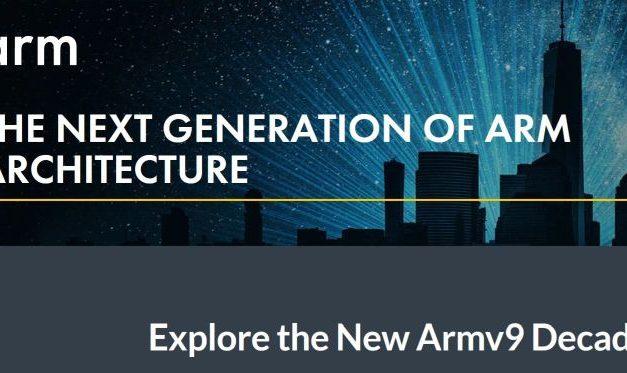 Avec Armv9, Arm introduit sa première nouvelle architecture depuis 10 ans