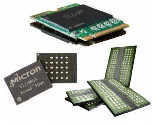 Farnell distribue les solutions de mémoire et de stockage de Micron Technology