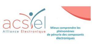 Acsiel publie un document sur les causes de la pénurie de composants