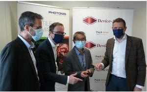 Photonis rachète le Grenoblois Device-ALab, spécialiste des cœurs de caméras infrarouges
