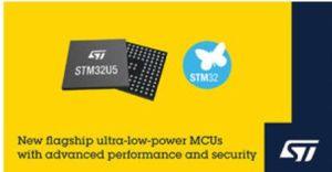 Microcontrôleur basse consommation avec fonctions de cybersécurité | STMicroelectronics